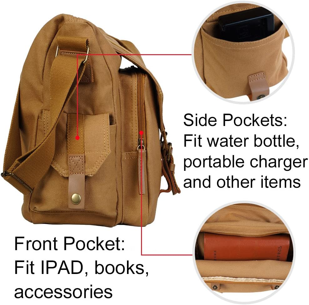 Lightweight Vintage Waterproof Bag - AVM