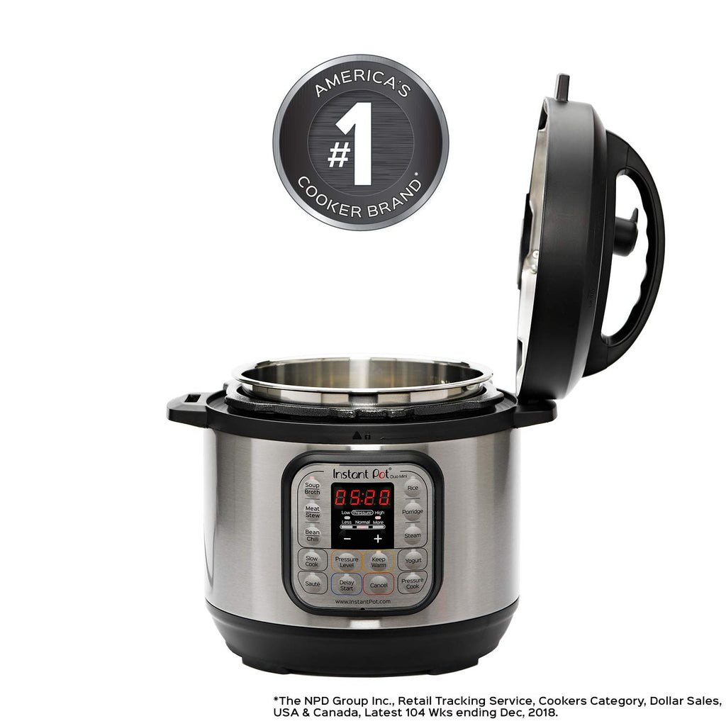 7-in-1 Multi- Use Programmable Pressure Cooker - AVM