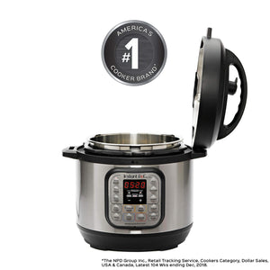 7-in-1 Multi- Use Programmable Pressure Cooker