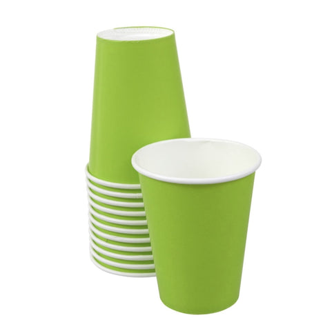 Paper Party Cups- 9 count - AVM
