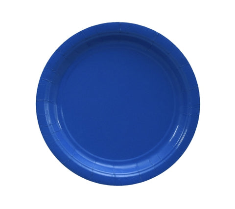 Image of Paper Party Plates- 48 count - AVM