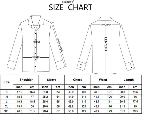 Image of Mens Long Sleeve Fashion Luxury Design Shirt - AVM