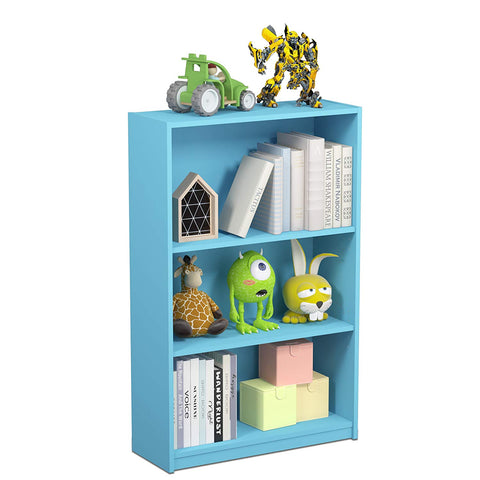 Simple Home 3-Shelf Bookcase A120 - AVM