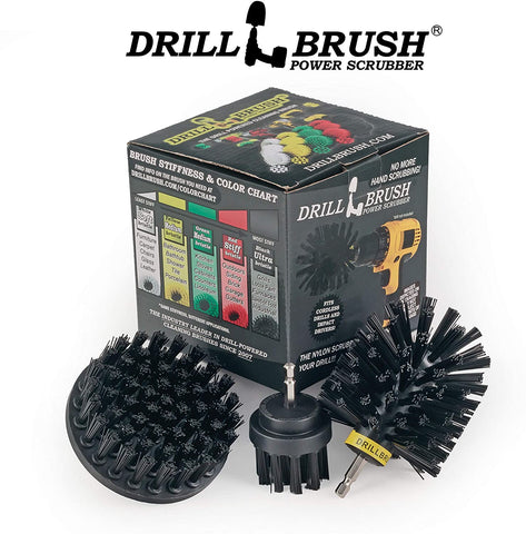 All Purpose Power Scrubber Cleaning Kit - AVM