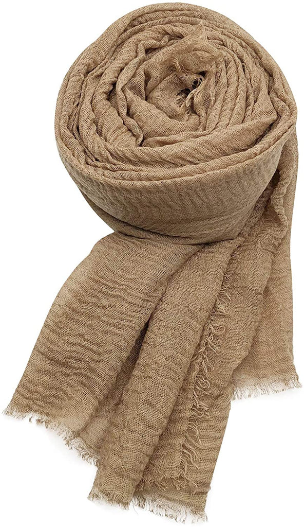 Women Scarf Shawl for All Season 3PCS Scarve Wrap Head Scarve. - AVM