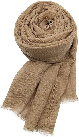 Image of Women Scarf Shawl for All Season 3PCS Scarve Wrap Head Scarve. - AVM
