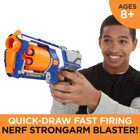 Strongarm Elite Toy Blaster - AVM