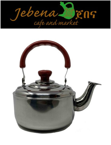 Image of Kettle Series Stainless Steel Ware - AVM