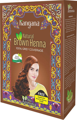 Image of Kangana Brown Henna - AVM