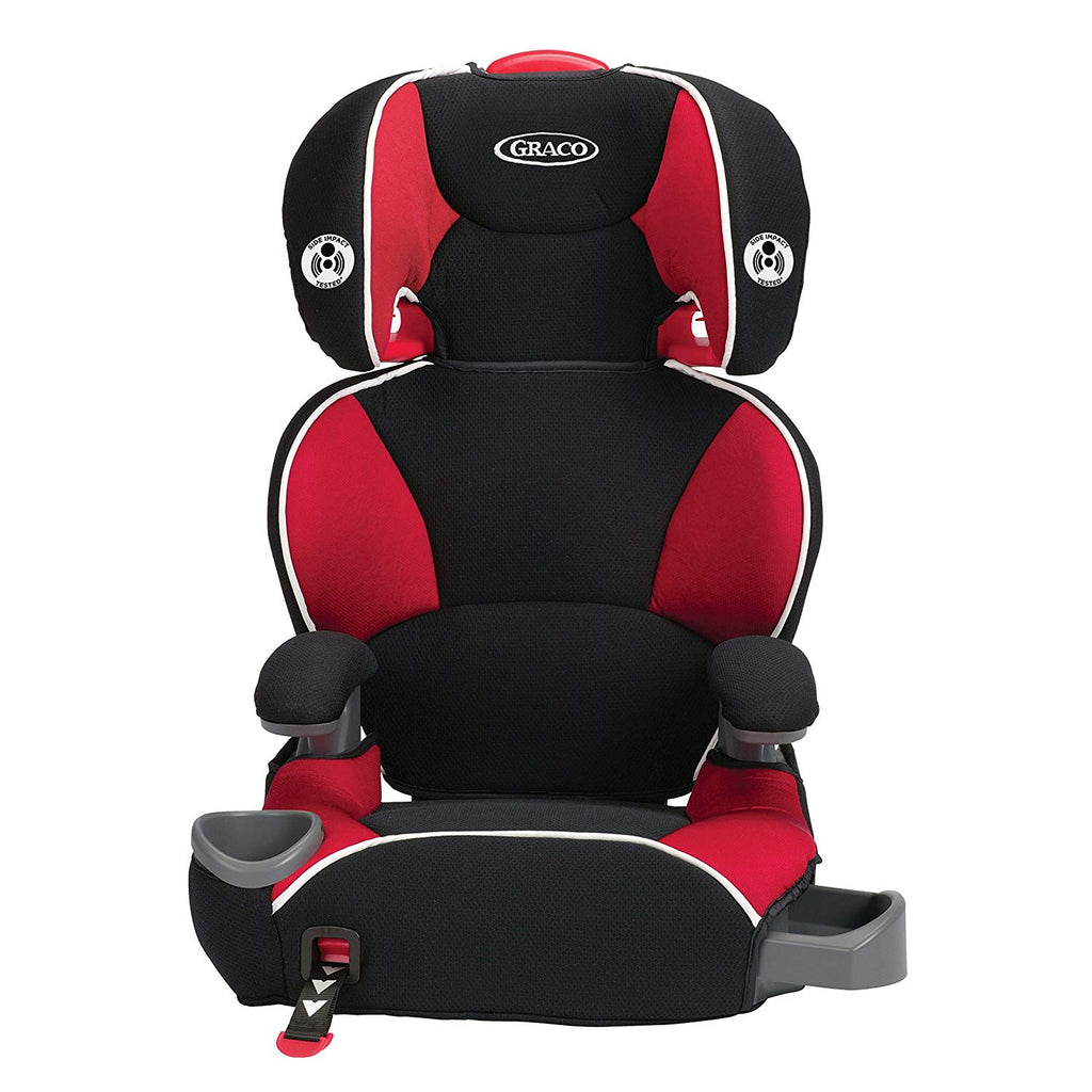 Booster Car Seat with Latch System, Atomic - AVM
