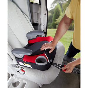 Booster Car Seat with Latch System, Atomic