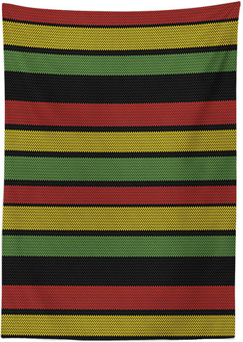 Jamaican Tablecloth - AVM