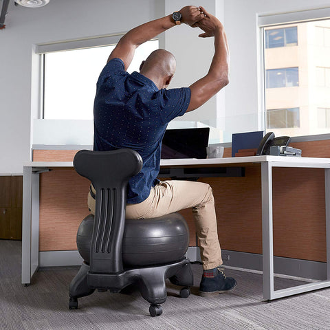 Balance Yoga Ball Chair - AVM