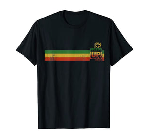 Bless up Jamaican Roots Rock Reggae T-Shirt