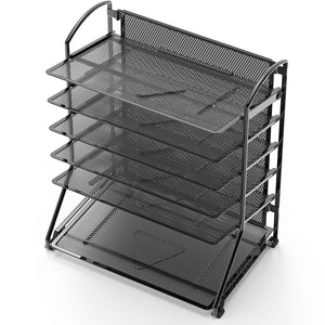 6 Trays Desktop Organizer