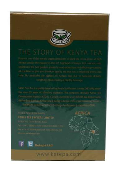 Safari Pure Kenya Tea - AVM