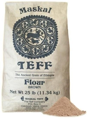 Maskal (Brown) Teff