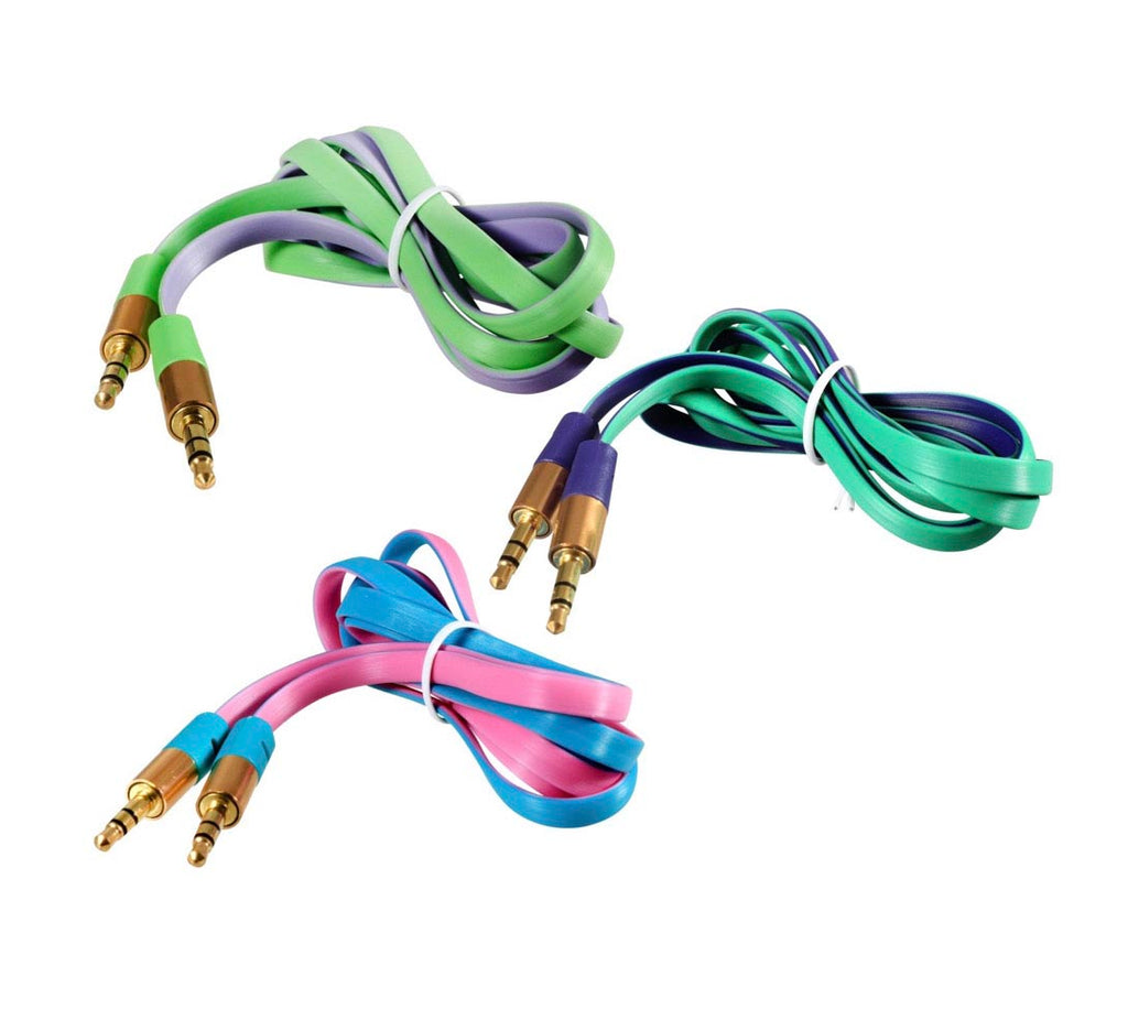Tangle Free Audio Cables - AVM