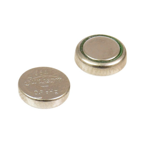Replacement Button Cell Alkaline Batteries - AVM