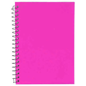 Jot Neon Spiral Notebooks- 4 count