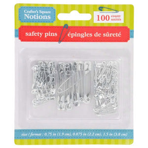 Crafter's Square Safety Pin Kits