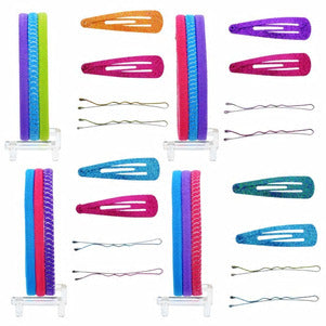 Image of Colorful Hair Accessories - AVM