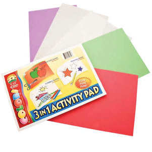 3-in-1 Activity Pads- D20 - AVM