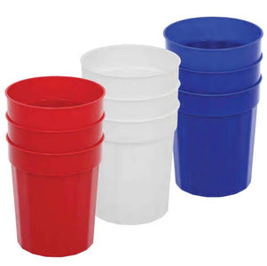 Image of Plastic Tumblers, 3-ct. 2 Pack - AVM