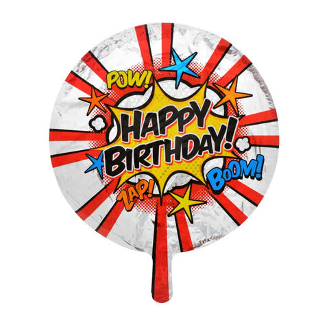 Image of Birthday Balloons- 3 pieces - AVM