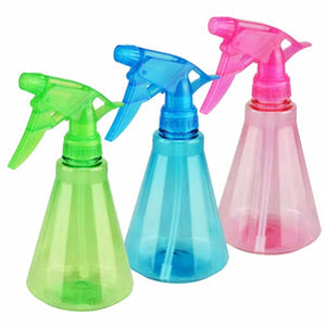 Colorful Plastic Spray Bottles- 3 count - AVM