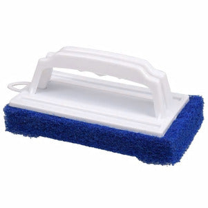 Image of Scrub Buddies Non-Scratch Scourer with Plastic Handles- 4 count - AVM