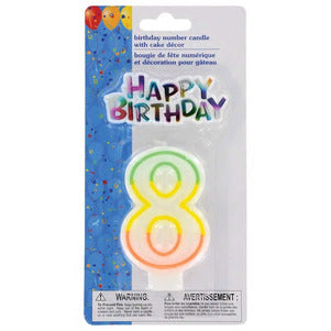 Image of Birthday Candles - AVM