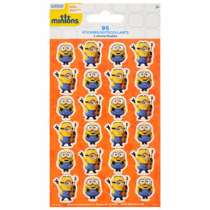 Minions Stickers D20 - AVM