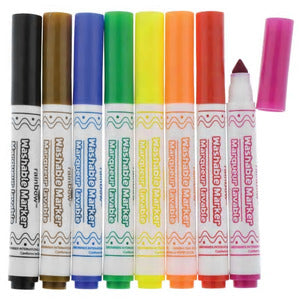 Image of Rainbow Washable Markers - AVM