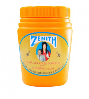 Zenith Hair Success Pomade (ዘኒት ቅባት), Natural Hair Growth For Both Men And Women