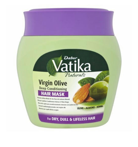 Dabur Vatika Refreshing Deep Conditioning Hair Mask Treatment Cream