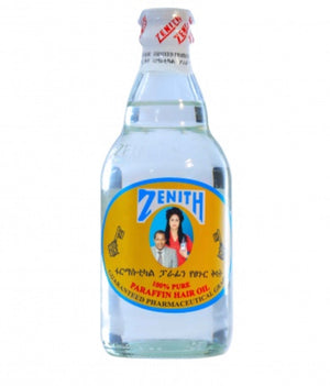 Zenith Paraffin Hair Oil, Restores Shine And Volume For Dry And Damaged Hair