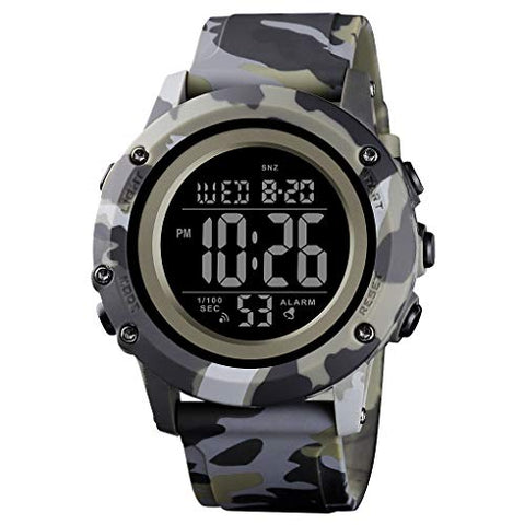 Image of Men's Digital Sports Watch - AVM