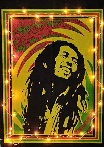 Image of Bob Marley Poster for home decoration - AVM