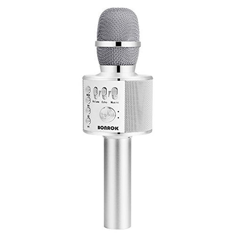 Image of Wireless Bluetooth Karaoke Microphone - AVM