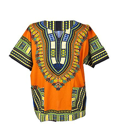 Image of Traditional Afrikan Unisex Dashiki Shirt - AVM