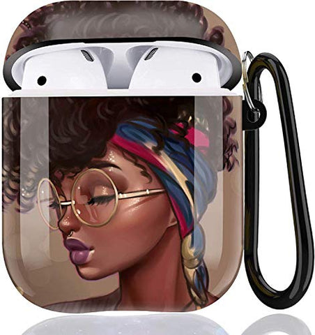 Afrikan Women Airpods Case Cover - AVM