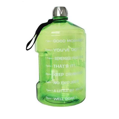 Image of Motivational 1 Gallon Water Bottle - AVM