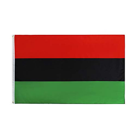 Image of Pan Afrikan Flag - AVM