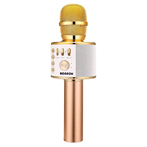 Wireless Bluetooth Karaoke Microphone - AVM