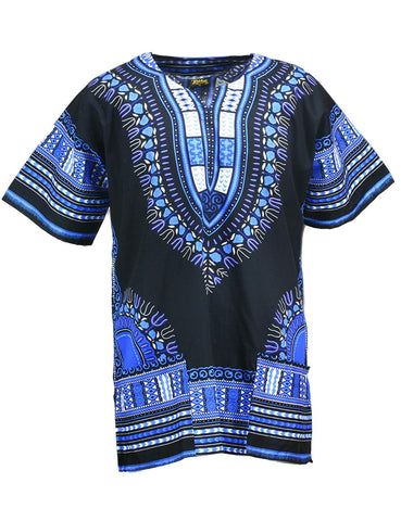 Image of Dashiki Shirt Tribal Afrikan Unisex T-Shirt - AVM