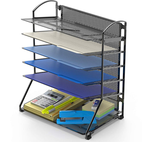 Image of 6 Trays Desktop Organizer - AVM