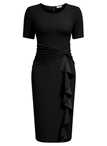 Women 50s Knee Dress - AVM
