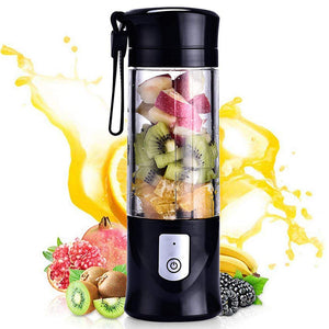 USB Rechargeable Portable Mini Fruit Blender Juicer Cup