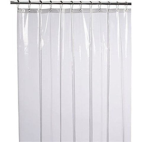 Anti-Microbial  Shower Curtain Liner - AVM